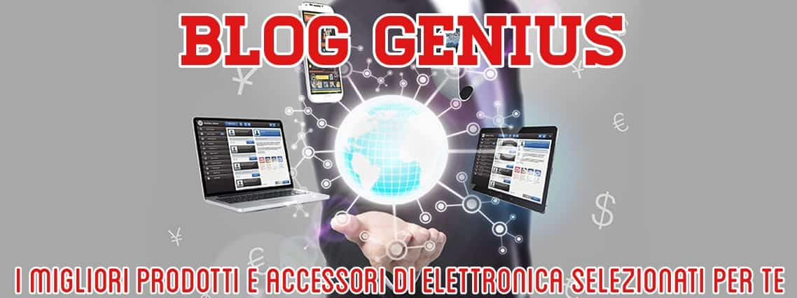 Blog Genius – Informatica, elettronica, casalinghi