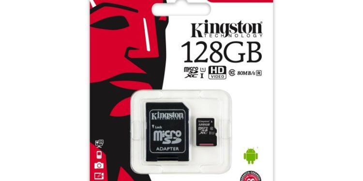 Le 10 migliori schede di memoria MicroSD da 128GB