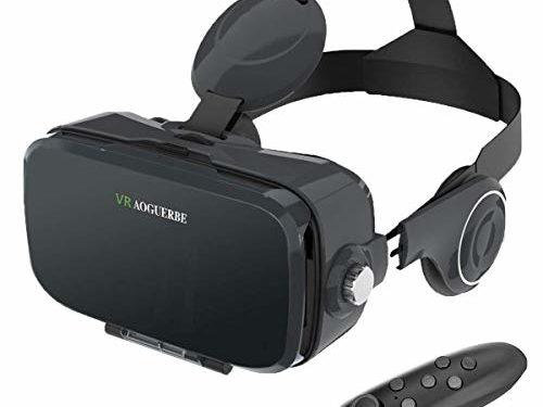 i 10 migliori visori e occhiali VR per realtà virtuale